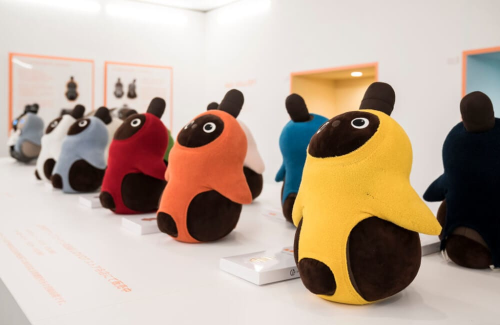 Lovot Robots Tokyo, Japan 2020 © Tomohiro Ohsumi / Getty Images