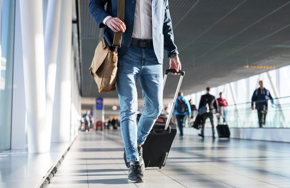 Wear your extra luggage © Kaspars Grinvalds / Shutterstock.com
