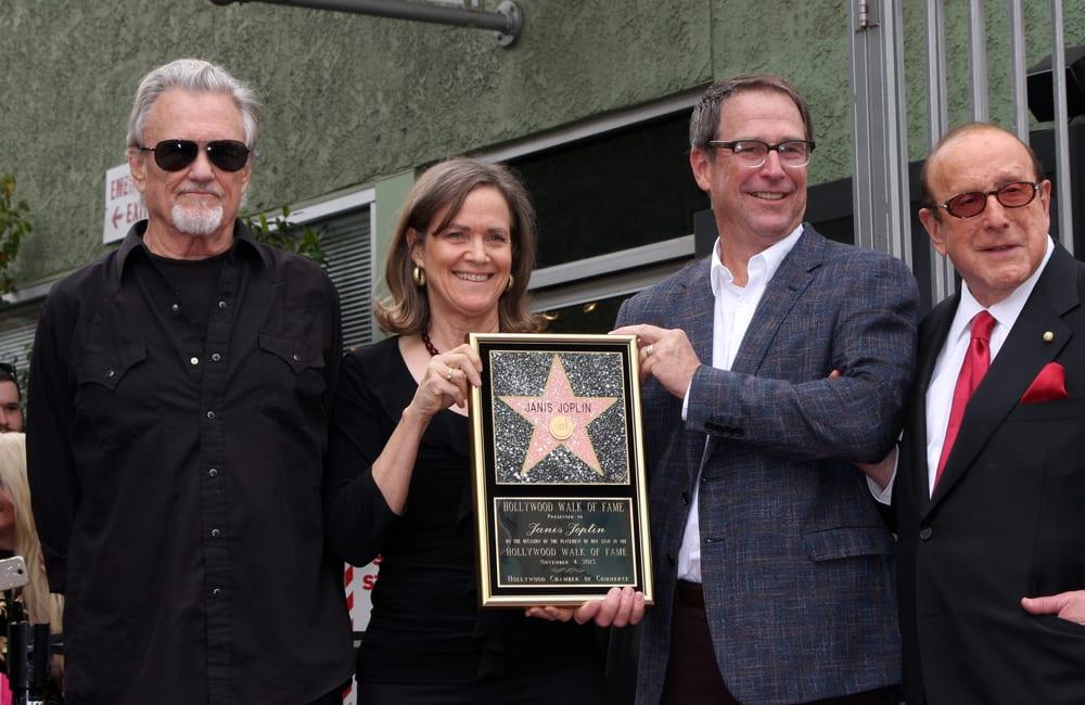 Kris Kristofferson, The Joplins, Clive Davis @Kathy Hutchins / Shutterstock.com
