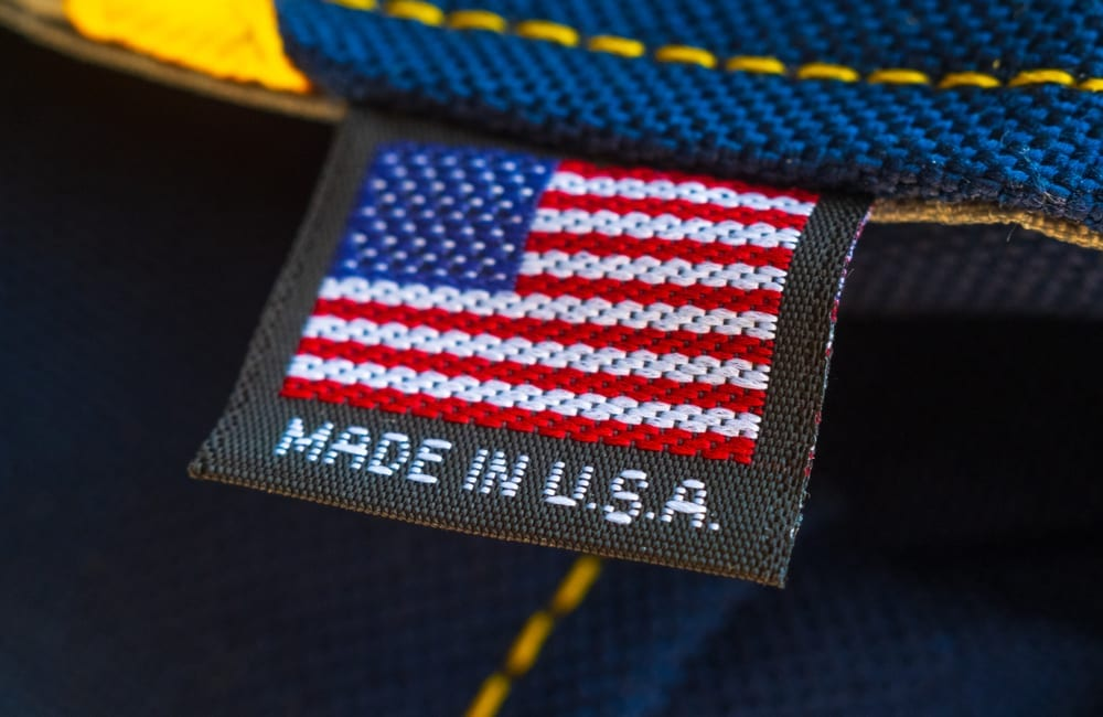 Made in USA © Shutterstock.com