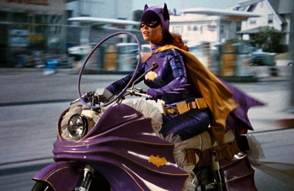 Batgirl @retrotvtime/Twitter