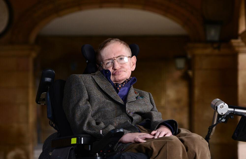 Stephen Hawking ©Karwai Tang / gettyimages.com