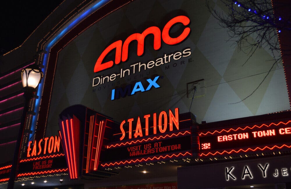 AMC ©Eric Glenn / Shutterstock.com