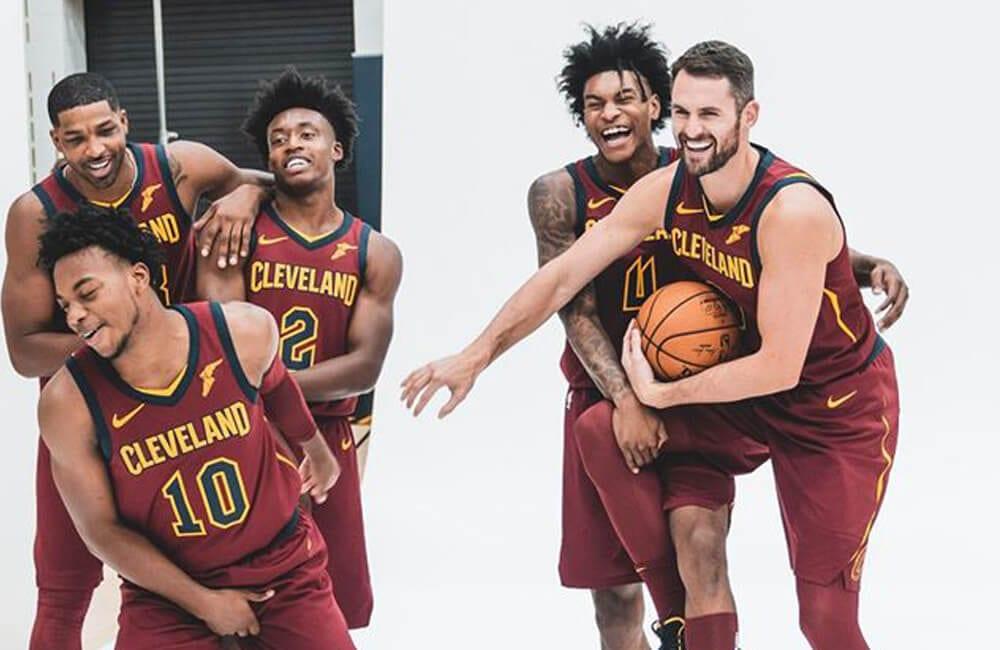 Cleveland Cavaliers @Cavs / Facebook.com