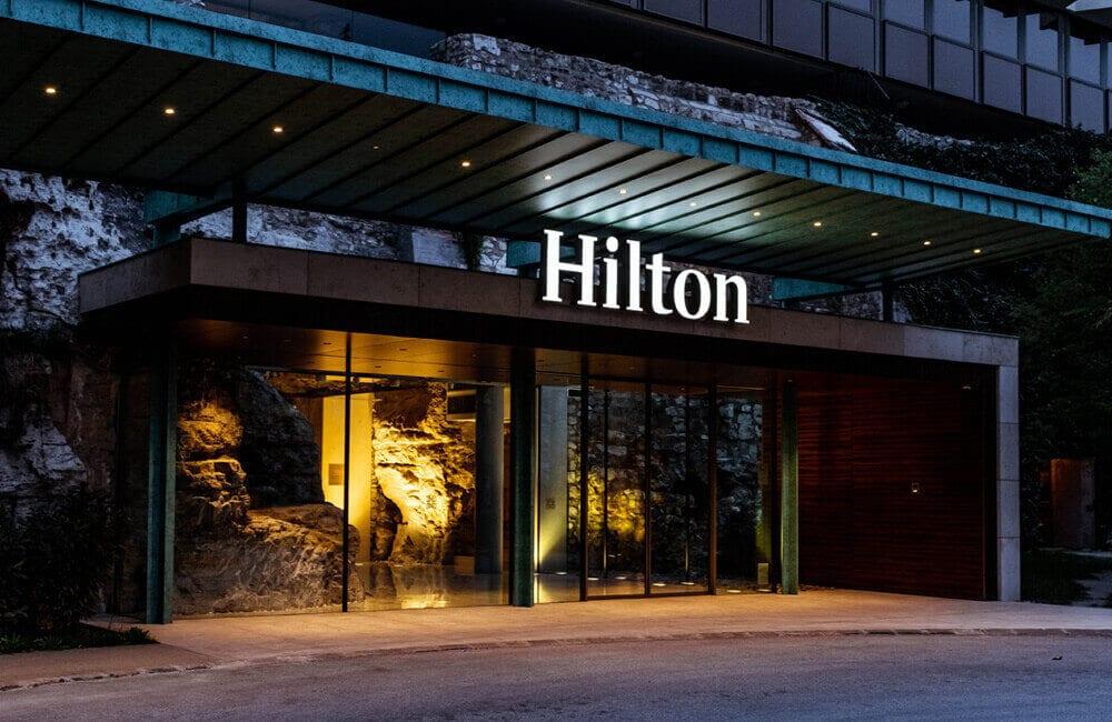 Hilton Hotels ©Dace Kundrate / Shutterstock.com