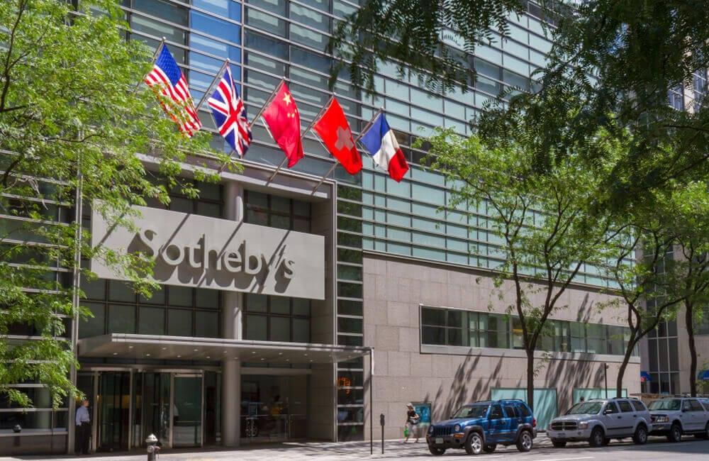 Sotheby's ©mm7 / Shutterstock.com