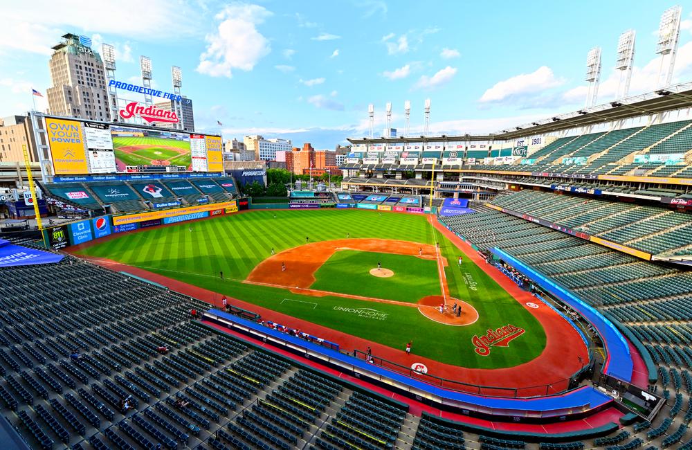 Empty Baseball Field @ Jason Miller / Getty Images