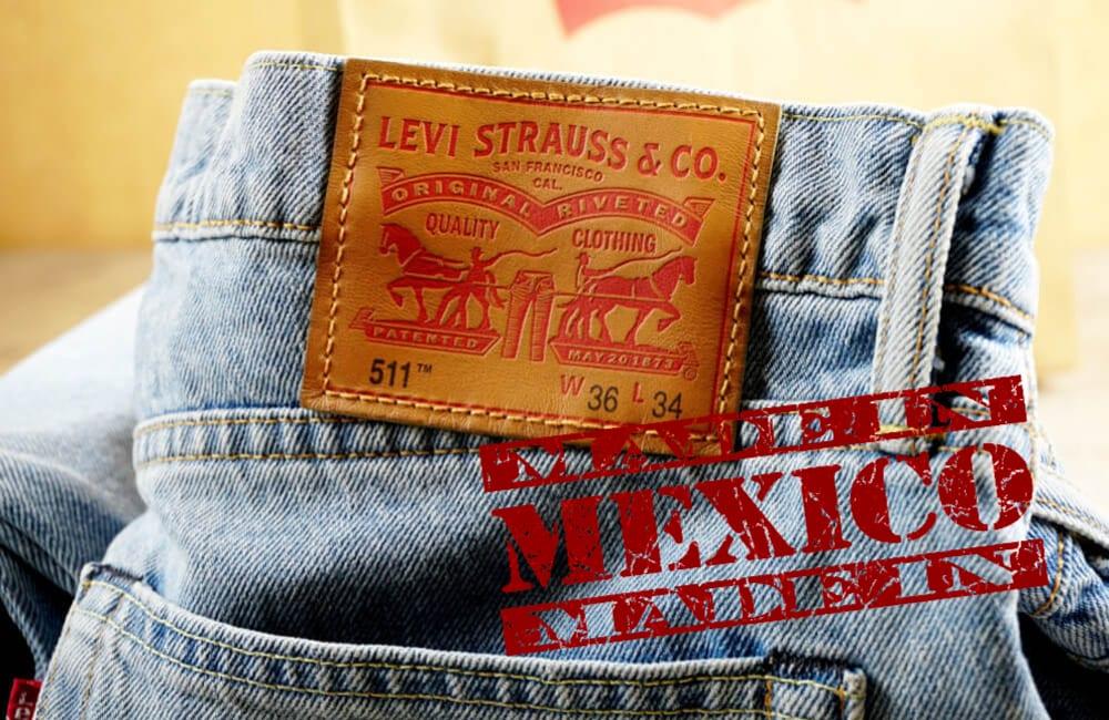 Levi Strauss & Co. Jeans ©aijaphoto / Shutterstock.com