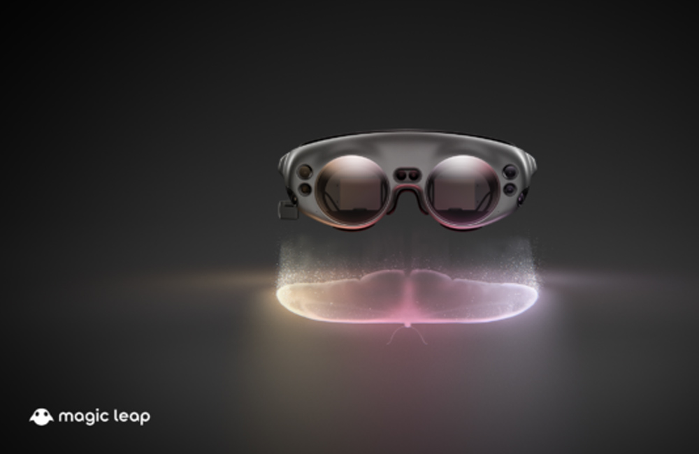 Magic Leap @futureshift / Twitter.com