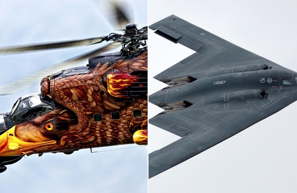 Mil Mi-24 @militor / Twitter.com   ©Fasttailwind / Shutterstock.com