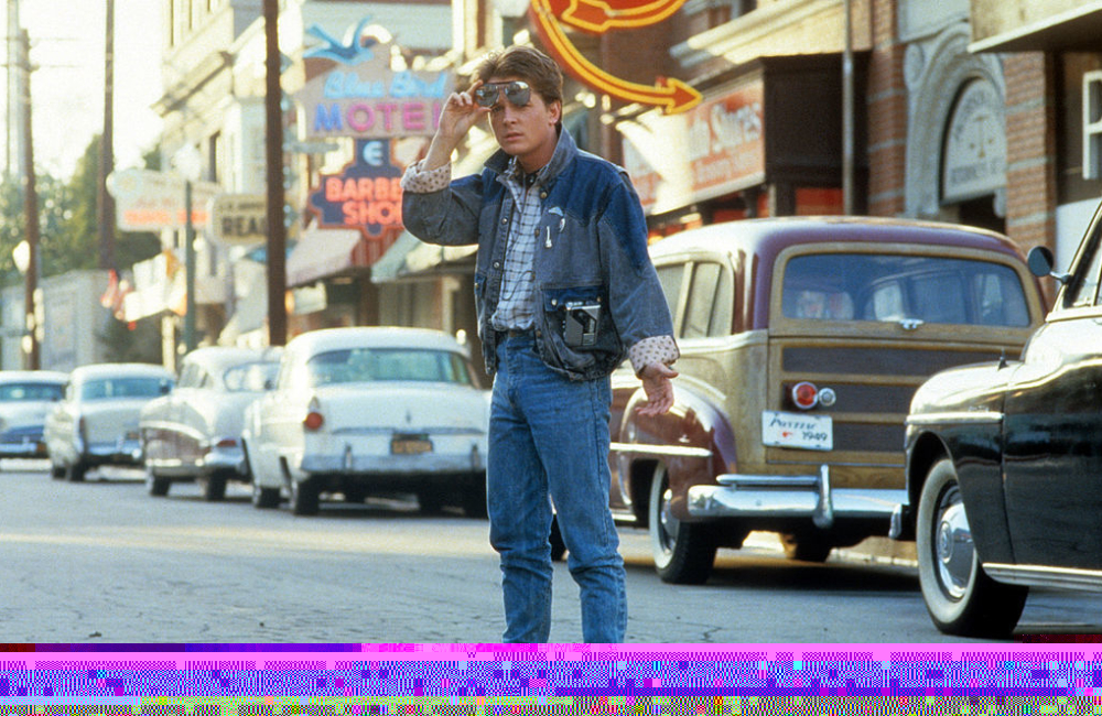 Back To The Future ©Universal Pictures / Handout / Getty
