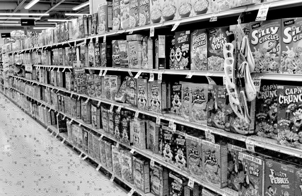 Cereal ©Sheila Fitzgerald/Shutterstock