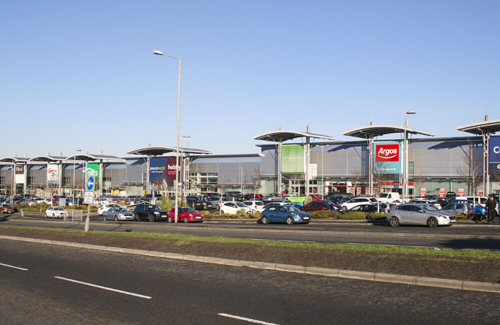 14 Retail and Shopping Parks