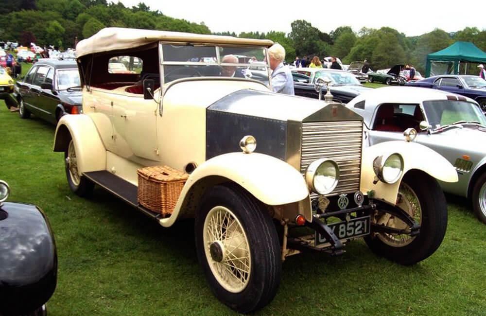 1925 Rolls-Royce Twenty
