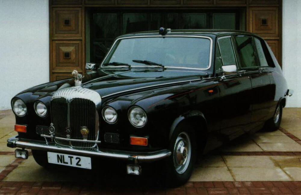 1992 Daimler DS420