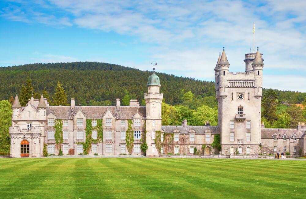 50,000-acre Balmoral Estate in Northeast Scotland
