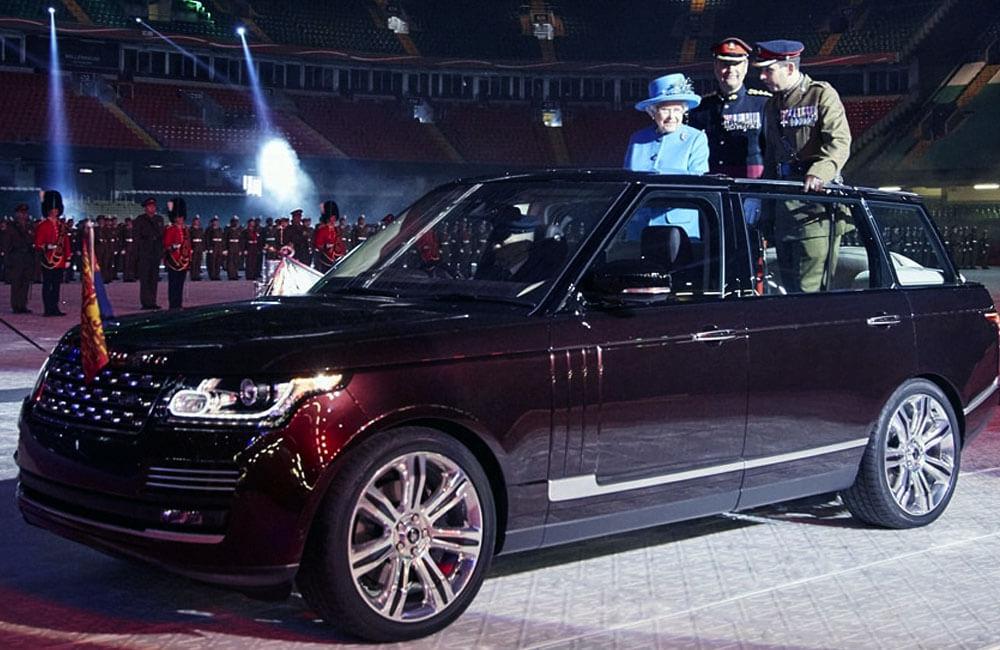 Landrover Range Rover Hybrid Landaulet