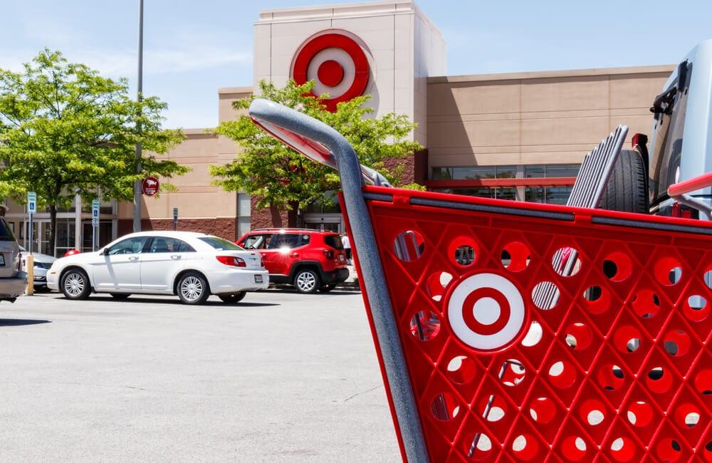 Target ©Jonathan Weiss/Shutterstock