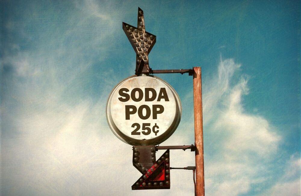 Soda ©J.D.S / Shutterstock.com