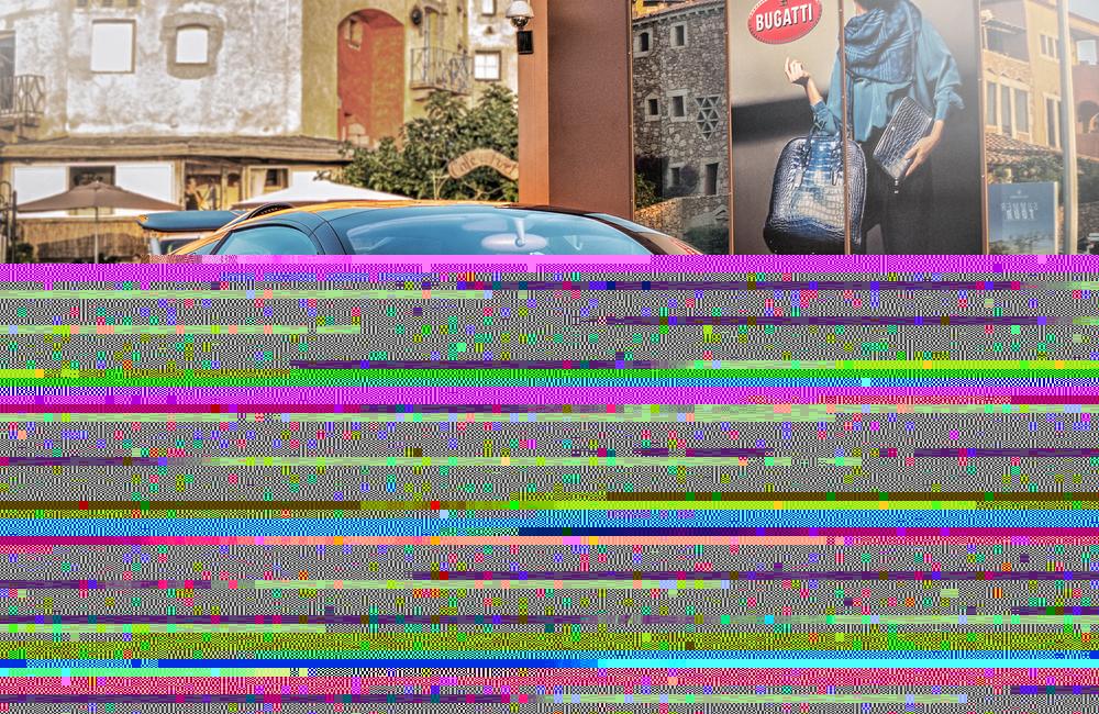 Bugatti Veyron @cristian ghisla / Shutterstock.com