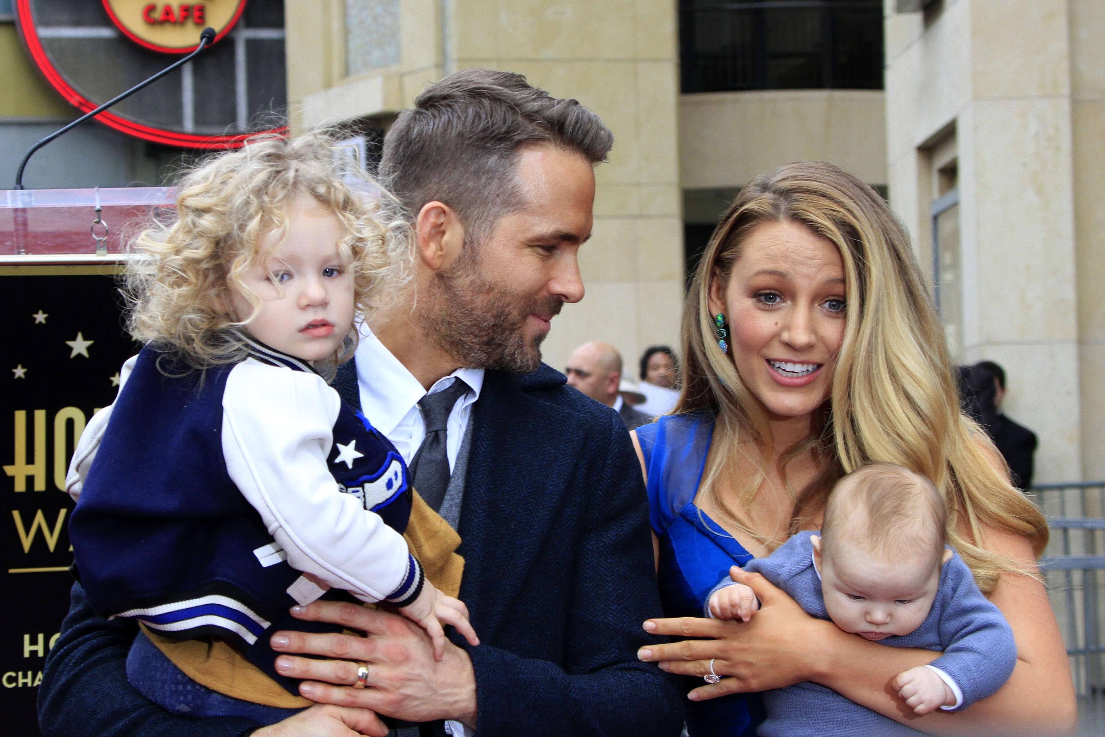 Ryan Reynolds and Blake Lively ©Kathy Hutchins / Shutterstock.com