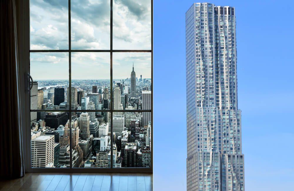 NYC Penthouse @stockelements and @meunierd / Shutterstock.com