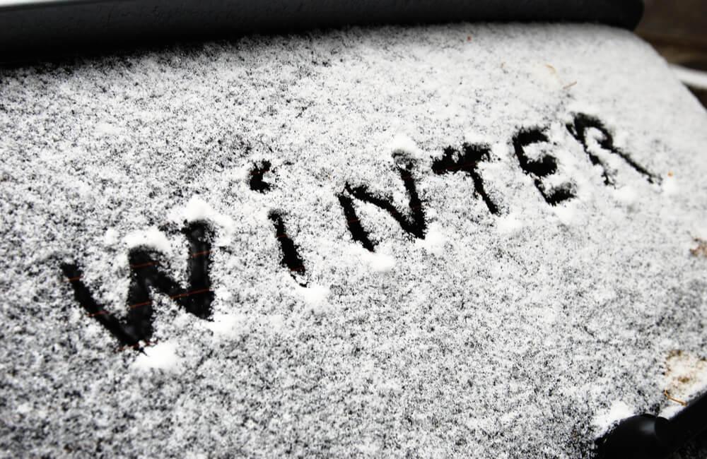 Winter Hacks @shutterstock