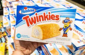 Twinkies @calimedia/Shutterstock